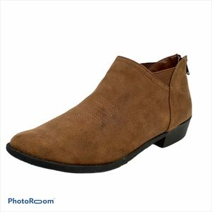 🇱🇷 FLASH SALE 🇱🇷  Target brown suede boots.